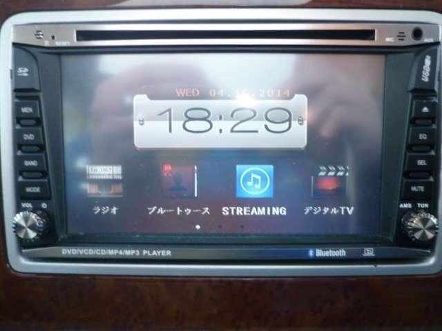 モードII 禁煙車 ワンセグTV DVD再生 キーレス(3枚目)