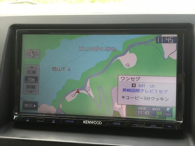 S メモリーナビ ワンセグTV バックカメラ ETC USB(18枚目)