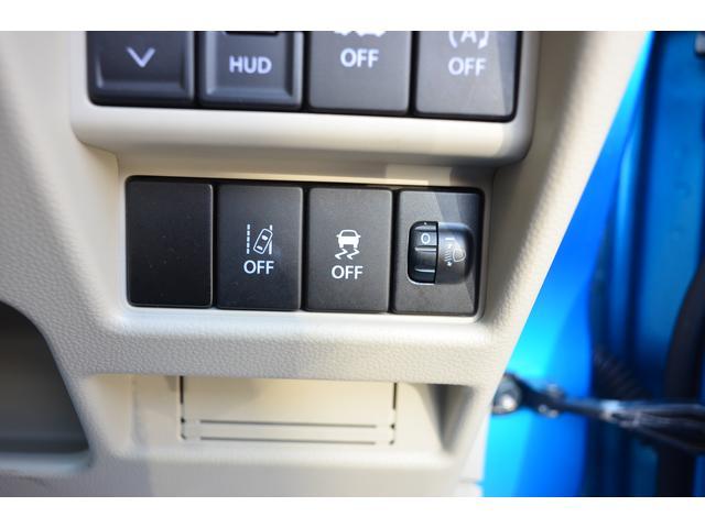 車両走行安定補助システム装備!コーナーなどで横滑りを抑えるスタビリティコントロール、加速時空転を抑えるトラクションコントロール、ブレーキ時にタイヤのロックを抑えるABSを総合的に制御するシステムです!