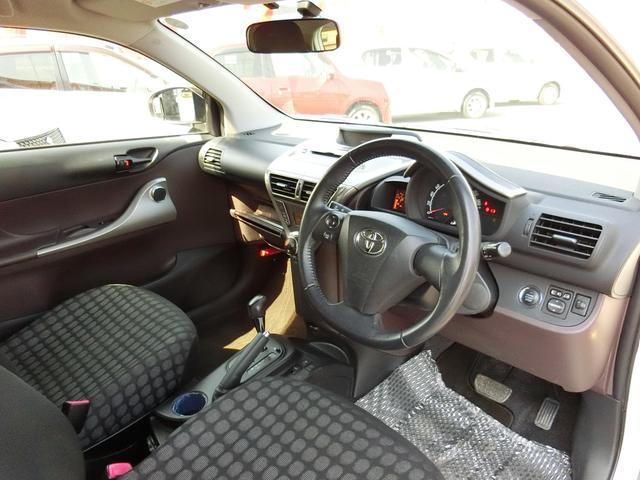 トヨタ iQ 130G モデリスタエアロ マフラー スマートキー
