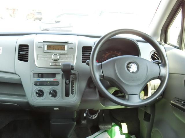 スズキ ワゴンR FX 社外14インチアルミ ベンチシート キーレス