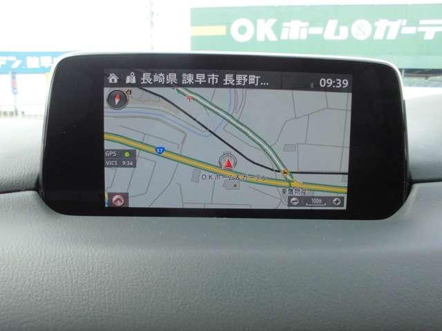 嬉しいナビ付き♪知らない街をドライブする際にはこれがあると安心です(^^)