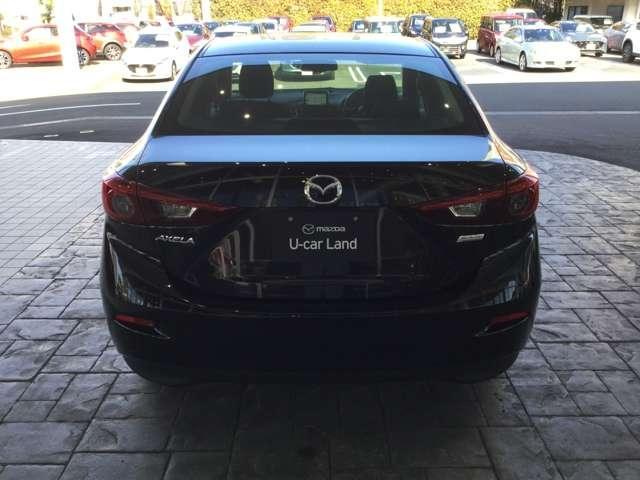 「マツダ」「アクセラスポーツ」「コンパクトカー」「長崎県」の中古車5