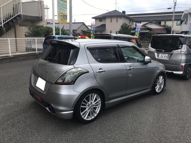 「スズキ」「スイフトスポーツ」「コンパクトカー」「福岡県」の中古車6