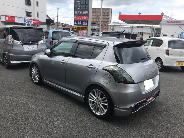 「スズキ」「スイフトスポーツ」「コンパクトカー」「福岡県」の中古車8