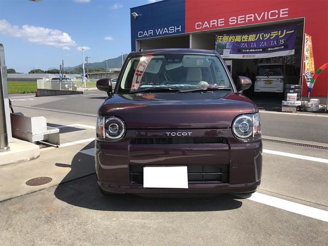 「ダイハツ」「ミラトコット」「軽自動車」「福岡県」の中古車2