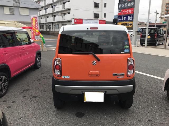 「スズキ」「ハスラー」「コンパクトカー」「福岡県」の中古車10
