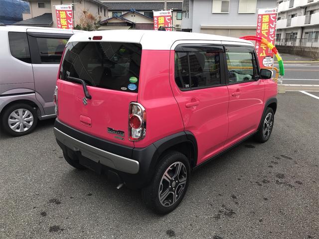 「スズキ」「ハスラー」「コンパクトカー」「福岡県」の中古車7