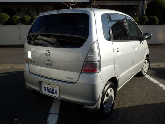 日産 モコ 福祉車両 CD キーレス コラムAT