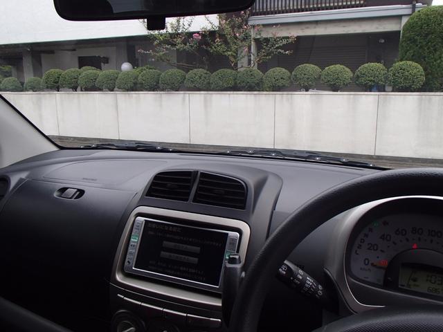 トヨタ パッソ X アドバンスドエディション DVDナビ キーレス