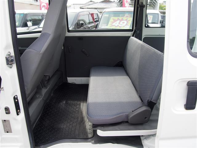 DX ハイルーフ 4WD 両側スライドドア PS(13枚目)