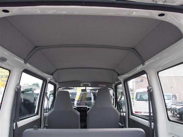 DX ハイルーフ 4WD 両側スライドドア PS(17枚目)