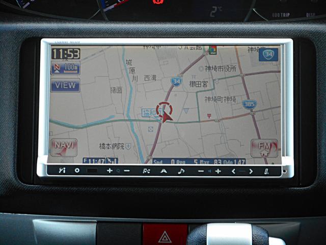カスタム RS ナビ DVD再生 スマートキー ターボ(10枚目)
