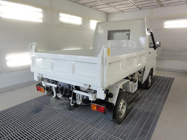 ダイハツ ハイゼットトラック 多目的ダンプ PTO 4WD