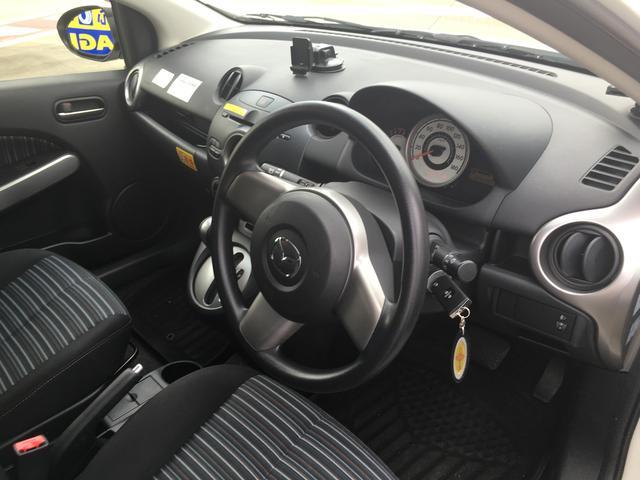 マツダ デミオ 13C キーレス CD Wエアバッグ ABS