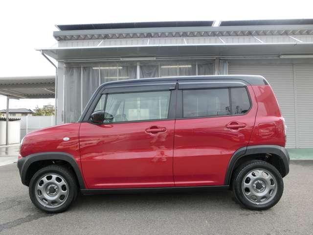 「スズキ」「ハスラー」「コンパクトカー」「長崎県」の中古車5