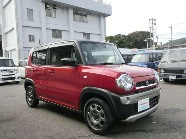 「スズキ」「ハスラー」「コンパクトカー」「長崎県」の中古車6