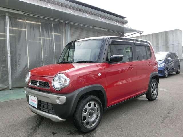 「スズキ」「ハスラー」「コンパクトカー」「長崎県」の中古車7