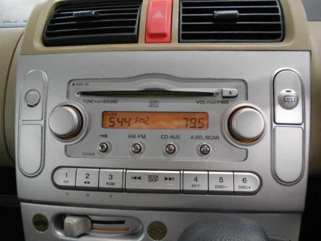 ホンダ ライフ ファインスペシャル CD キーレス