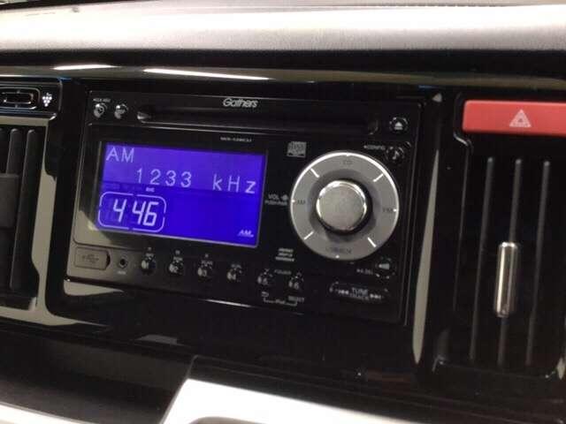 CDオーディオ WX-128CUがついています。