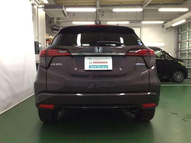 「ホンダ」「ヴェゼル」「SUV・クロカン」「長崎県」の中古車3