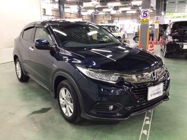 「ホンダ」「ヴェゼル」「SUV・クロカン」「長崎県」の中古車6