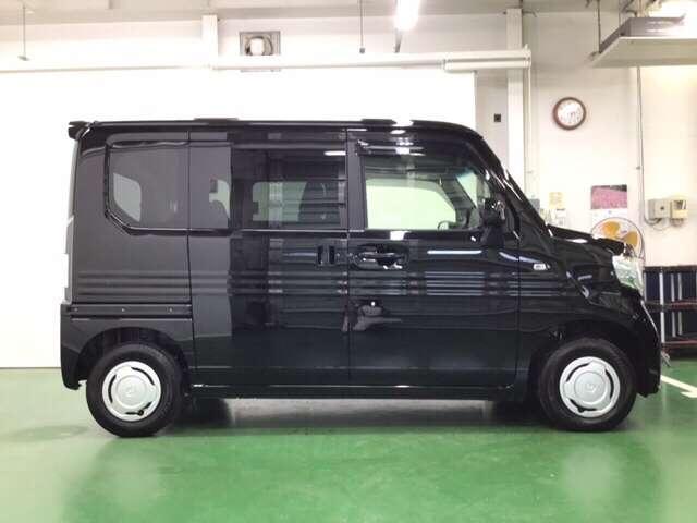 「ホンダ」「N-VAN+スタイル」「軽自動車」「長崎県」の中古車4