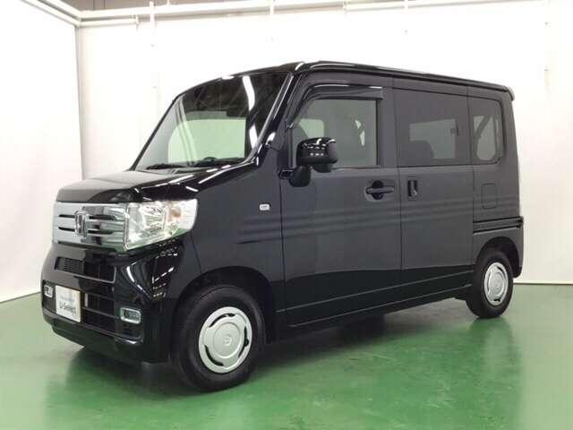 「ホンダ」「N-VAN+スタイル」「軽自動車」「長崎県」の中古車7