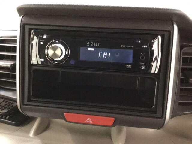 CDラジオが付いています。