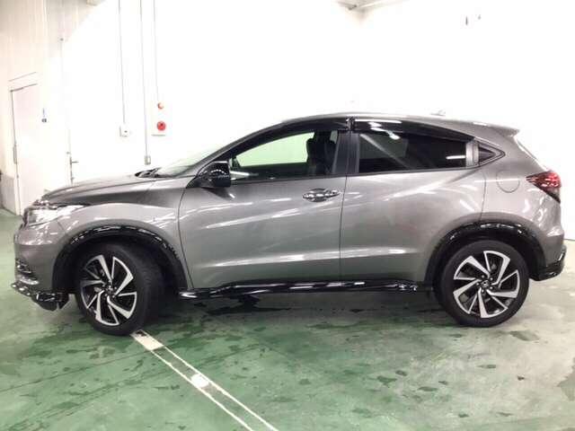 「ホンダ」「ヴェゼル」「SUV・クロカン」「長崎県」の中古車5