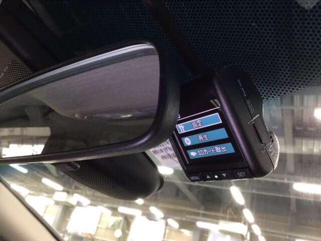 まさか!(*_*; の時のためにドライブレコーダー装着しています。