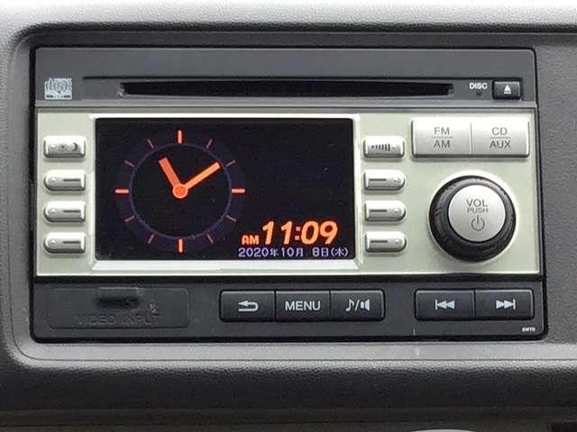 G 純正バックモニター付きCD ABS(10枚目)