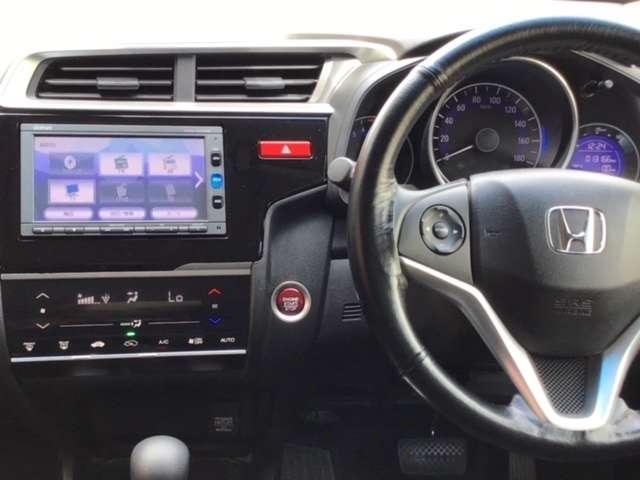 13G・Lパッケージ 純正メモリーナビ リヤカメラ LEDライト ナビTV 横滑り防止装置 ABS LEDヘッド メモリーナビ キーレス クルコン CD 盗難防止システム DVD アイドルSTOP インテリキー エアコン(3枚目)
