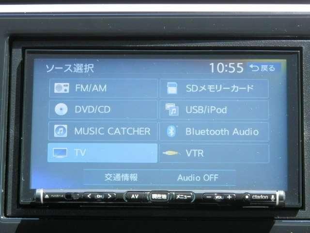 スパーダ 純正ナビ・ETC・リアカメラ(10枚目)