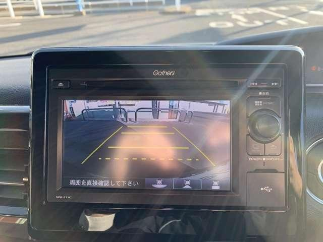 G・Lターボホンダセンシング 純正ディスプレイオーディオ付き キーフリー ESC LEDヘッド ターボ車 バックカメ クルコン ETC スマートキー アルミ ベンチシート アイドリングストップ ABS CD 両側自動D エアバック(9枚目)