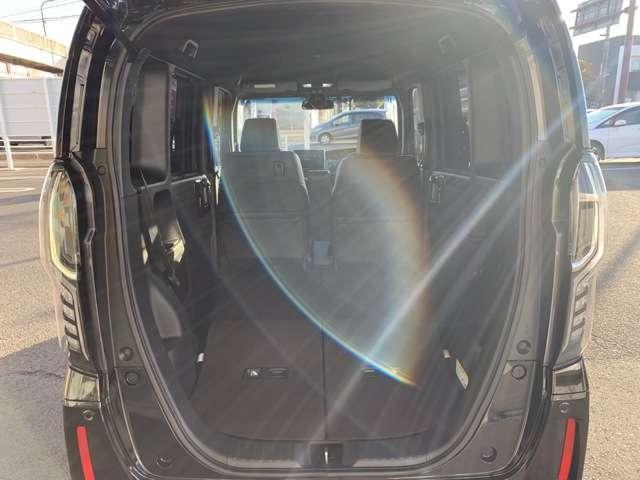 G・Lターボホンダセンシング 純正ディスプレイオーディオ付き キーフリー ESC LEDヘッド ターボ車 バックカメ クルコン ETC スマートキー アルミ ベンチシート アイドリングストップ ABS CD 両側自動D エアバック(18枚目)