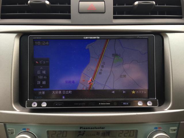 トヨタ カムリ G リミテッドエディション オーバーフェンダー フロントUS