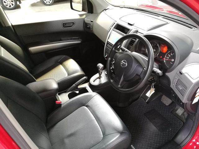日産 エクストレイル 20S 4WD 社外ナビテレビ カプロンシート