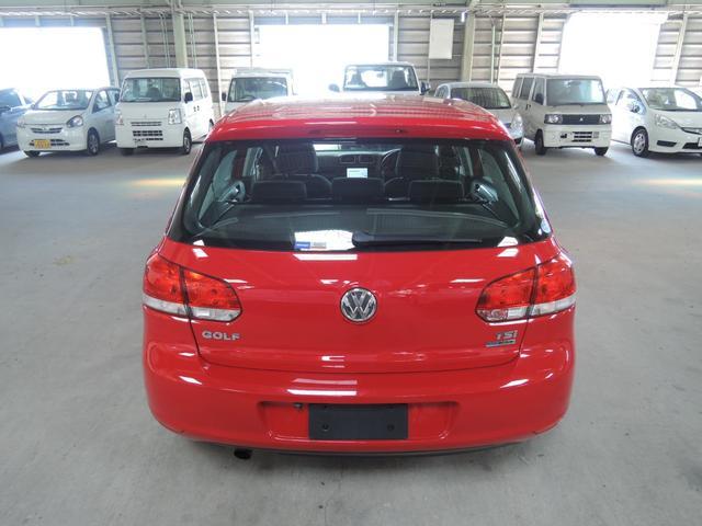 フォルクスワーゲン VW ゴルフ TSIトレンドラインマイスターEDブルーモションテク ETC