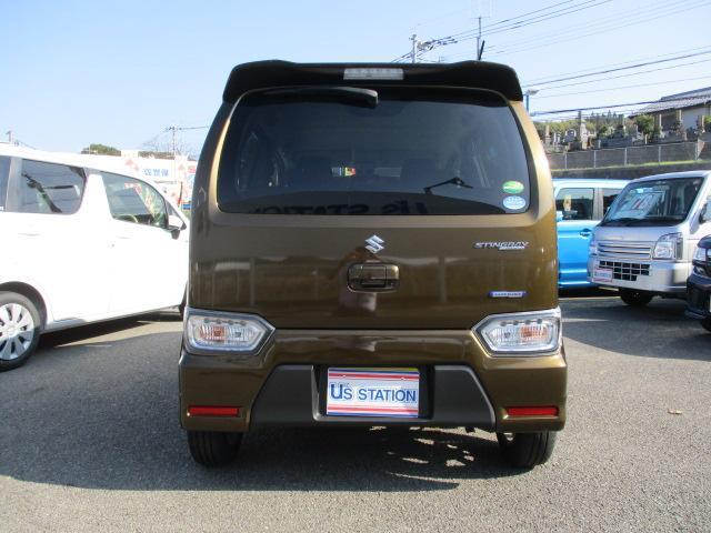 「スズキ」「ワゴンRスティングレー」「コンパクトカー」「長崎県」の中古車6