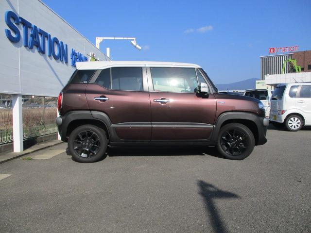 「スズキ」「クロスビー」「SUV・クロカン」「長崎県」の中古車4