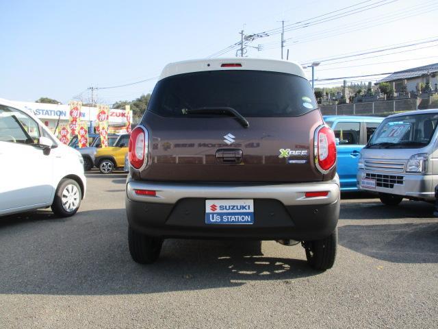 「スズキ」「クロスビー」「SUV・クロカン」「長崎県」の中古車6