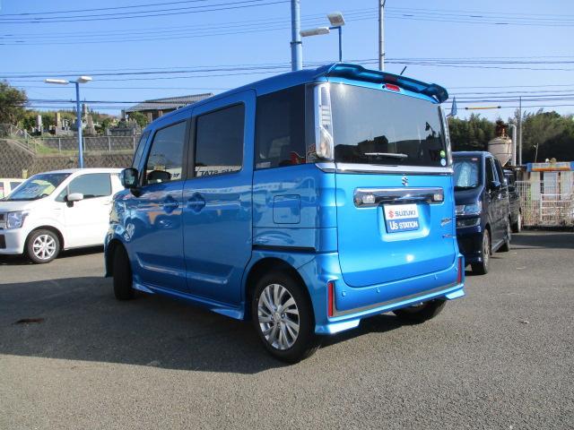 「スズキ」「スペーシア」「コンパクトカー」「長崎県」の中古車5