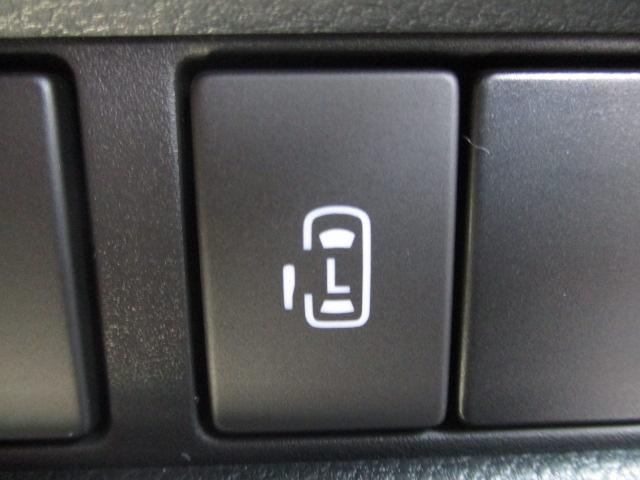 後席左側電動パワースライドドアスイッチ