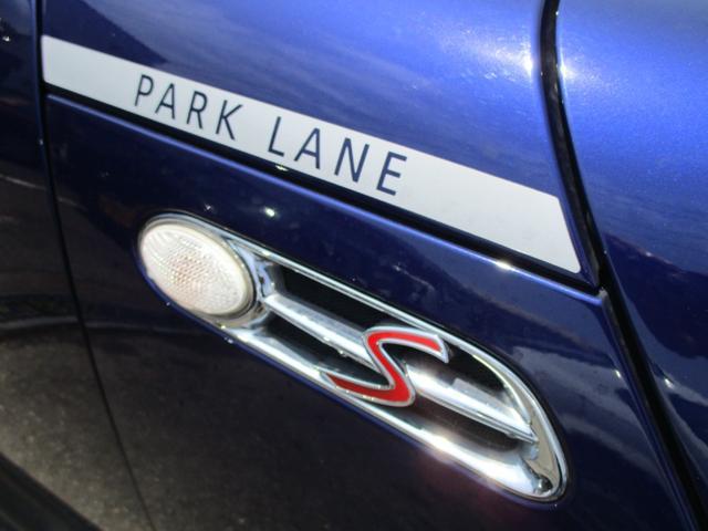 限定車クーパーSパークレーンです!このグレードでサンルーフ付きは珍しいです!
