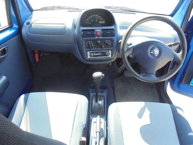 スズキ ツイン ガソリンB CDオーディオ ABS 車検32年4月