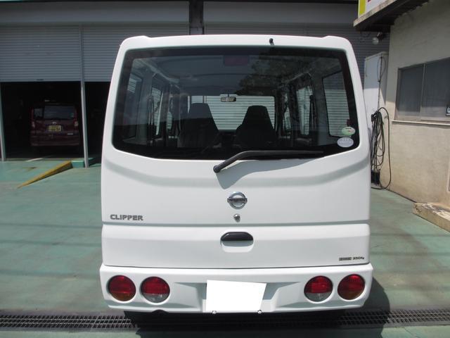 「日産」「クリッパーバン」「軽自動車」「福岡県」の中古車7
