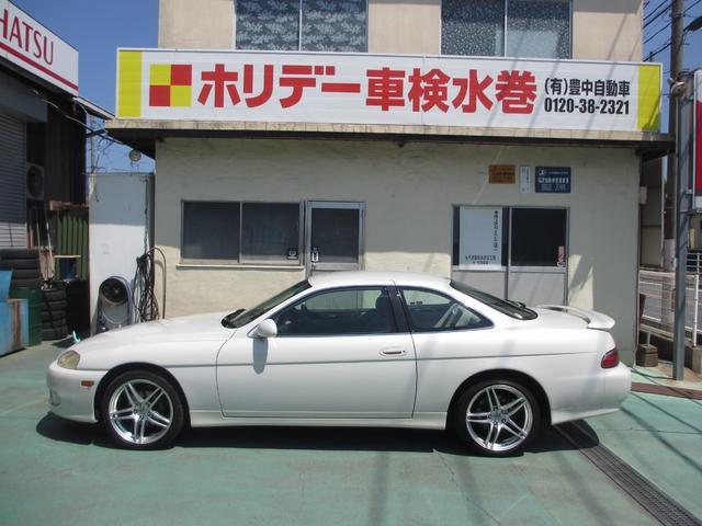 「トヨタ」「ソアラ」「クーペ」「福岡県」の中古車4