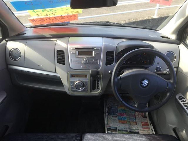 スズキ ワゴンR FXリミテッド エアロ スマートキー