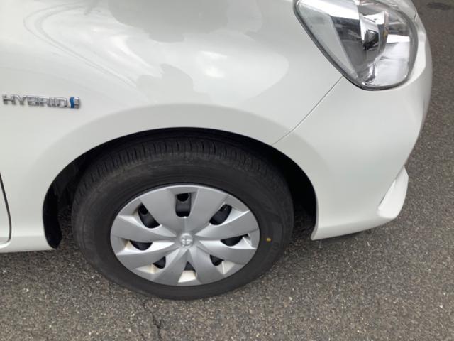 「トヨタ」「アクア」「コンパクトカー」「長崎県」の中古車19